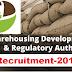 Warehousing Development and Regulatory Authority (WDRA)-Recruitment 2019