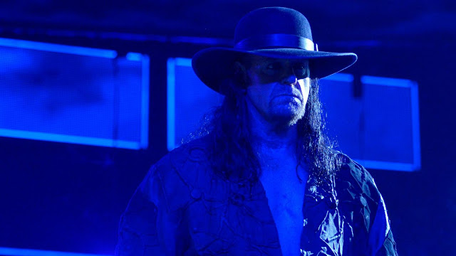 WWE Raw Highlights The Undertaker Addresses Triple H