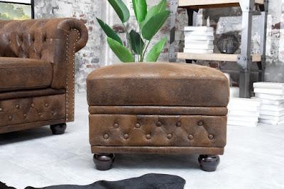 designový nábytek Reaction, nábytek k sezení, nábytek Chesterfield