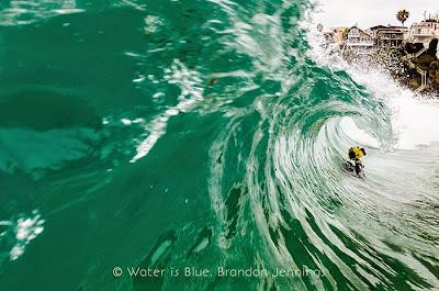 Fotógrafo en el mar