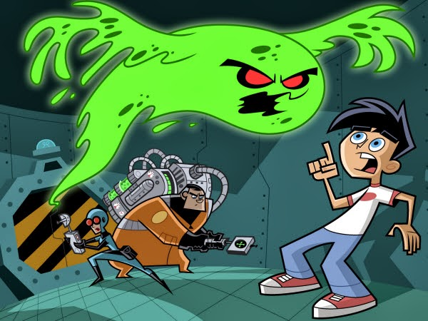 Danny Phantom The Complete Series On Dvd Jan 28 Amp Contest