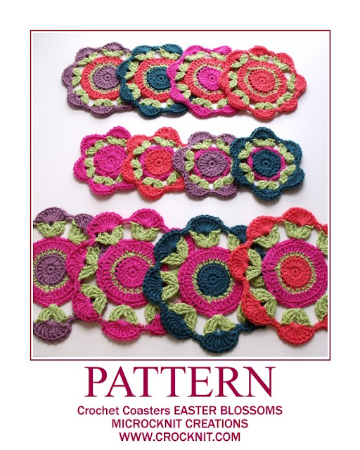 crochet patterns, how to crochet, coasterd, doily, home decor,