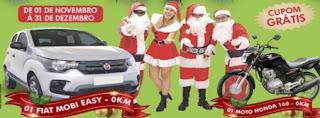 Promoção ACIB Barretos Natal 2017 Carro Moby Easy Moto Ronda