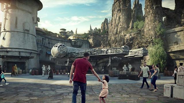 Llega nuevo parque de Star Wars a Disney