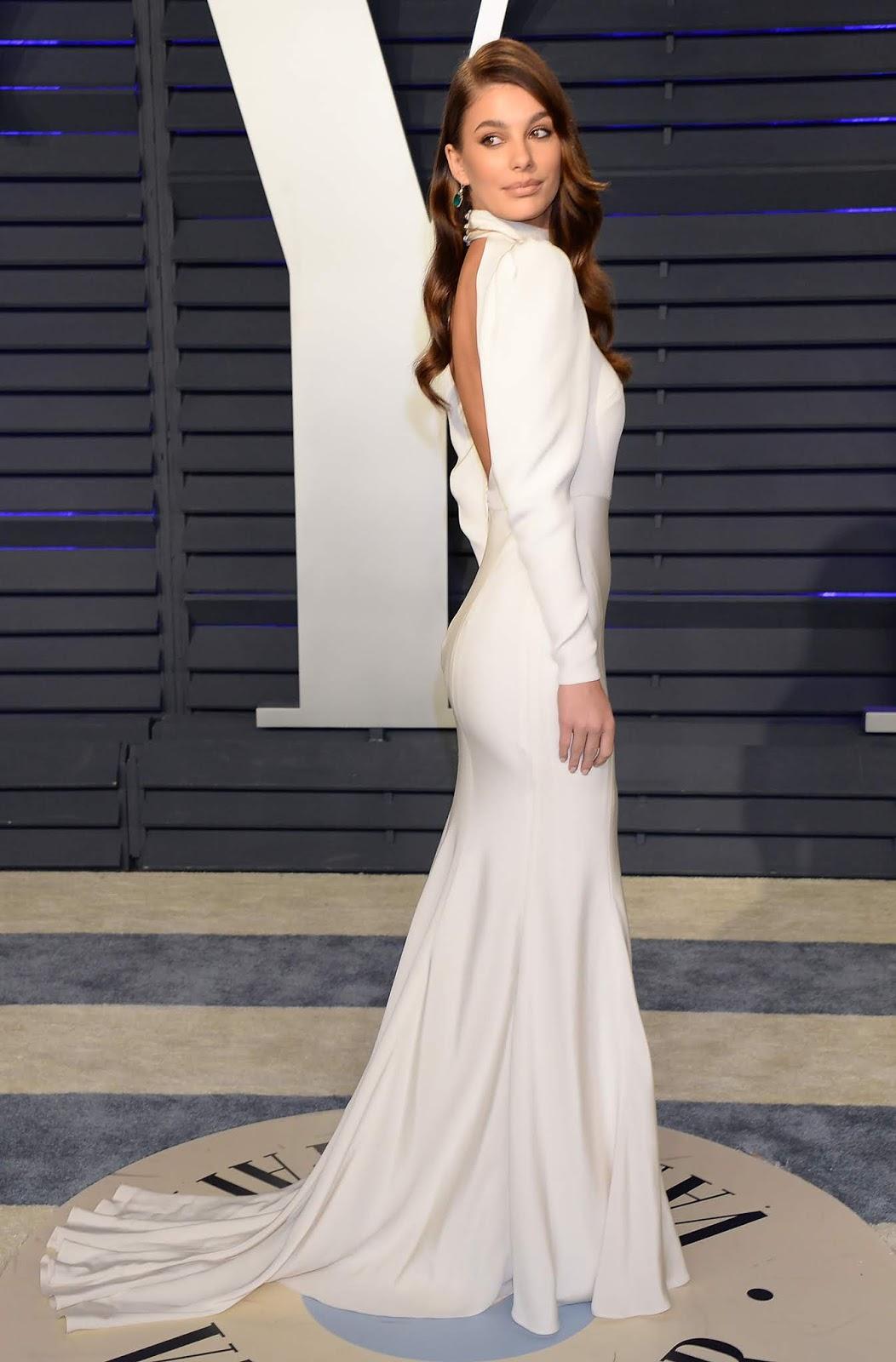 Camila Morrone  - 2019 Vanity Fair Oscar Party in Beverly Hills - 02/24/2019