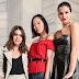 Camila Coelho posa para fotos no lançamento da exibição 'Christian Dior, couturier du rêve' comemorando 70 anos de criação, em Paris, França – 03/07/2017