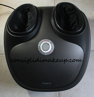 massaggio shatsu massaggio tamburellare gambe leggere