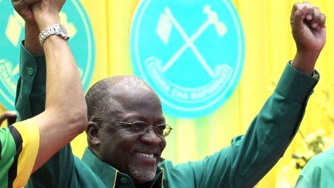 Tanzania broadcaster suspends staff over fake Trump news