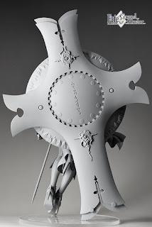 """Primeras imágenes del prototipo de Shielder de """"Fate/Grand Order"""" - Stronger"""