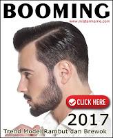 Trend Model Rambut dan Brewok Terbaru 2017