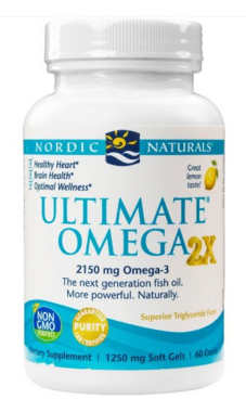 Nordic Naturals Review Fish Oil