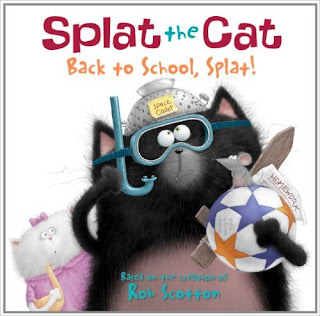 Back to school picture books that build vocabulary - download a freebie!