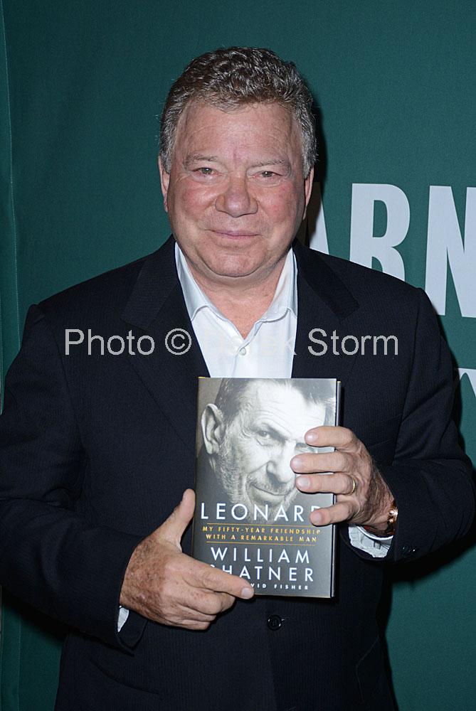 William Shatner And Leonard Nimoy Friendship