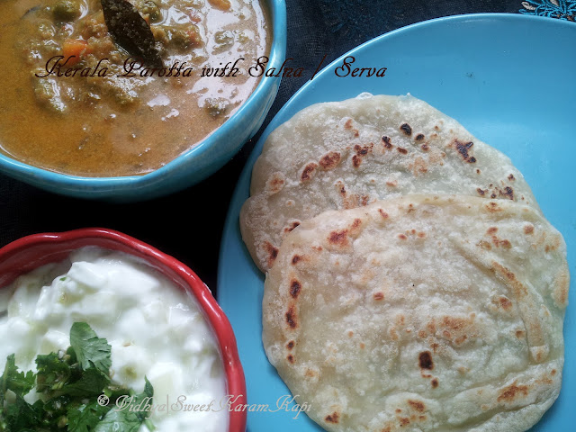 Pastry Cake Recipe In Malayalam: Homemade Kerala Porotta With Video!