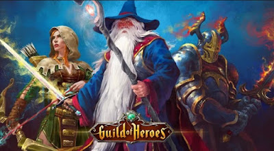 Guild of Heroes Mod Apk (No Skill CD) Download for Android