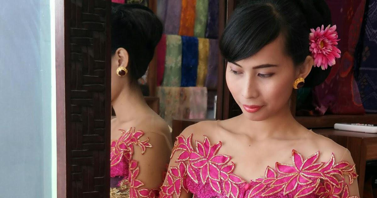 20+ Model Baju Kebaya Bali Modifikasi Modern 2017, Update