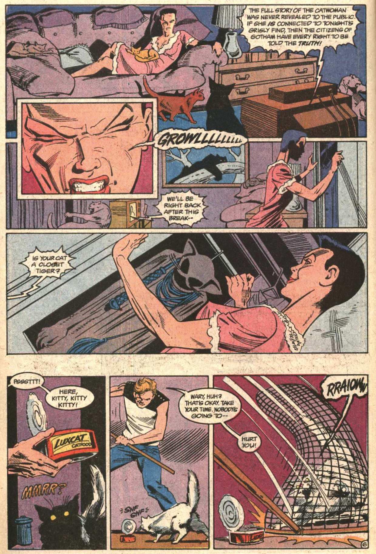 Detective Comics (1937) 612 Page 6