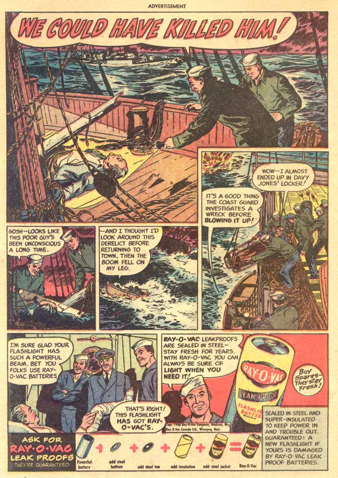 Read online Detective Comics (1937) comic -  Issue #160 - 34