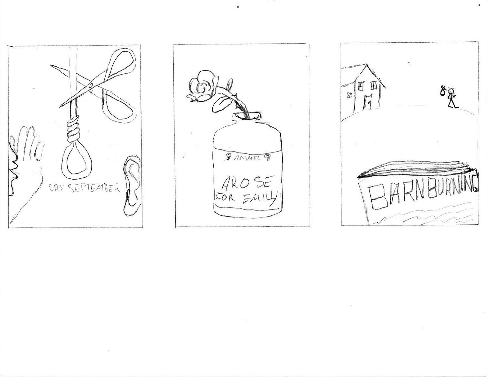 David White Design Process Blog: William Faulkner E Book ...