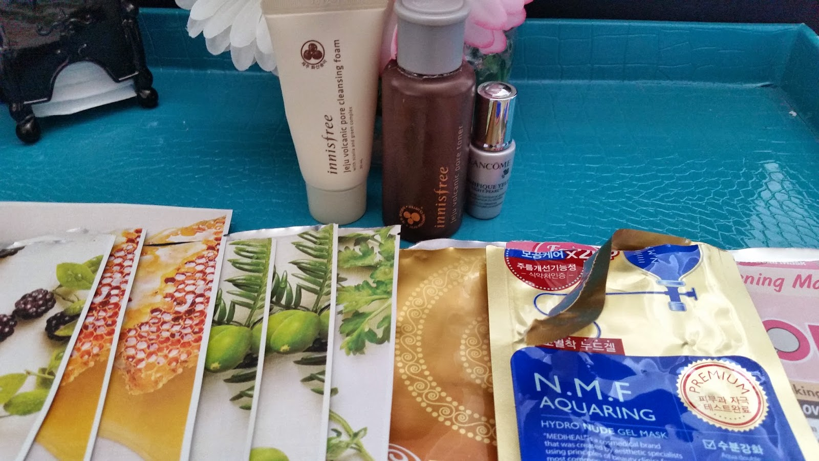 January 2015 Empties!