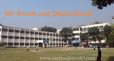 ssc dhaka board 2016 result