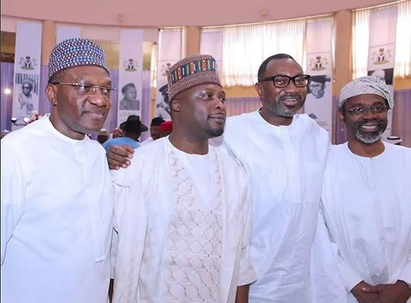 Top politicians show off their SWAGS as they attend Zahra's Weddin