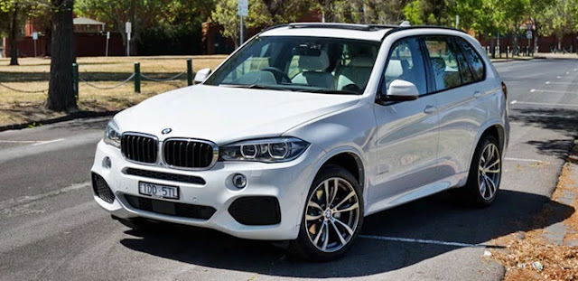 2018 BMW X7 SUV, Pictures, Specs, Sedan, Review, Interior