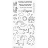 My Favorite Things MAGICAL UNICORNS Clear Stamps