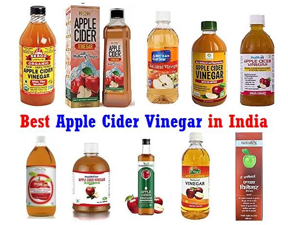 Best apple cider vinegar brand in india