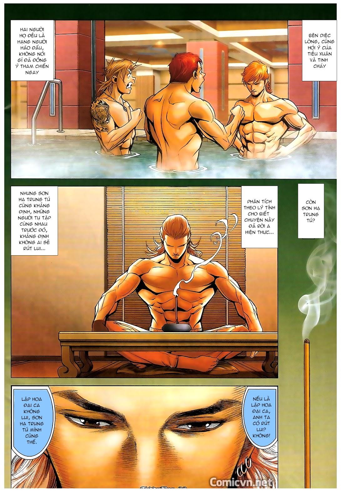 Người Trong Giang Hồ - Chapter 1216: Tráng Sĩ - Pic 17
