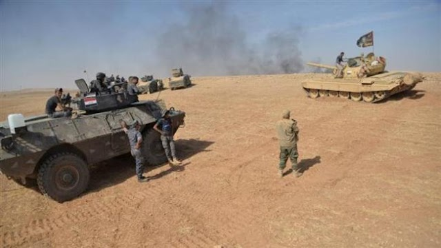 US Defense Secretary Ashton Carter visits Iraq amid anti-Daesh campaign in Mosul