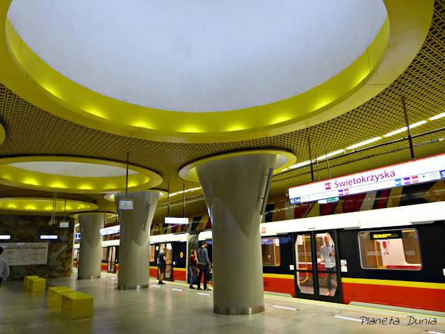 Estación de Varsovia