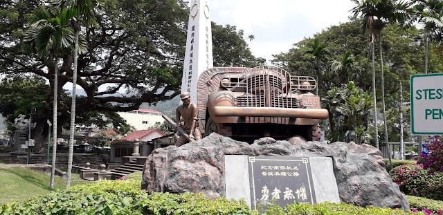 Tugu Peringatan Perang @ Pulau Pinang