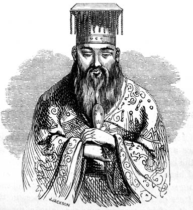 Confucius and Laozi, The Great Philosophers of the East