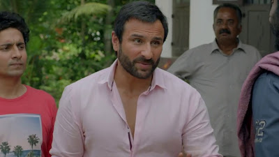 Saif Ali Khan Latest Image In Chef Movie