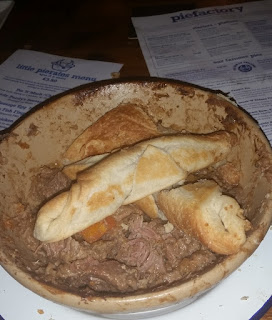 Desperate Dan Cow Pie Review