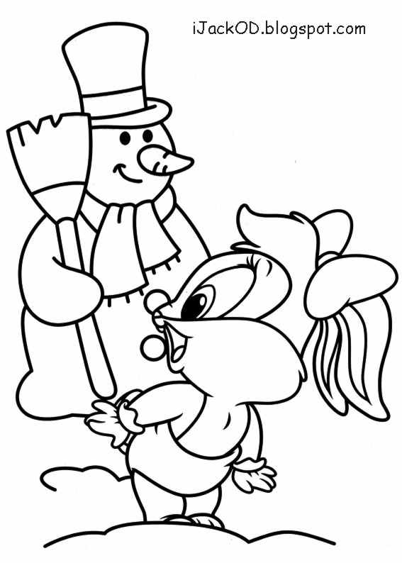 looneytoons coloring pages | T.I.Y.: Baby Looney Tunes Colouring Pages