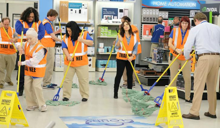 Superstore - Episode 3.14 - Safety Training - Sneak Peeks, Promotional Photos + Press Release