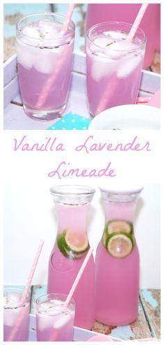Vanílla Lavender Límeade