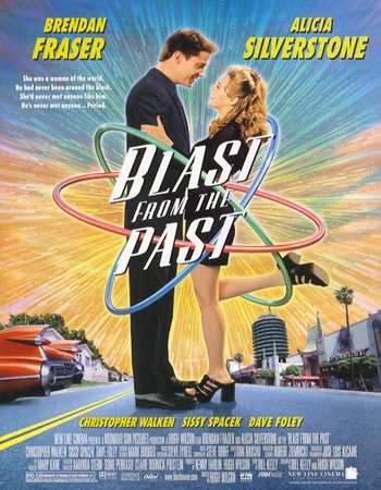 Poster Of Blast from the Past 1999 English 450MB BRRip 720p ESubs HEVC Free Download Watch Online downloadhub.in