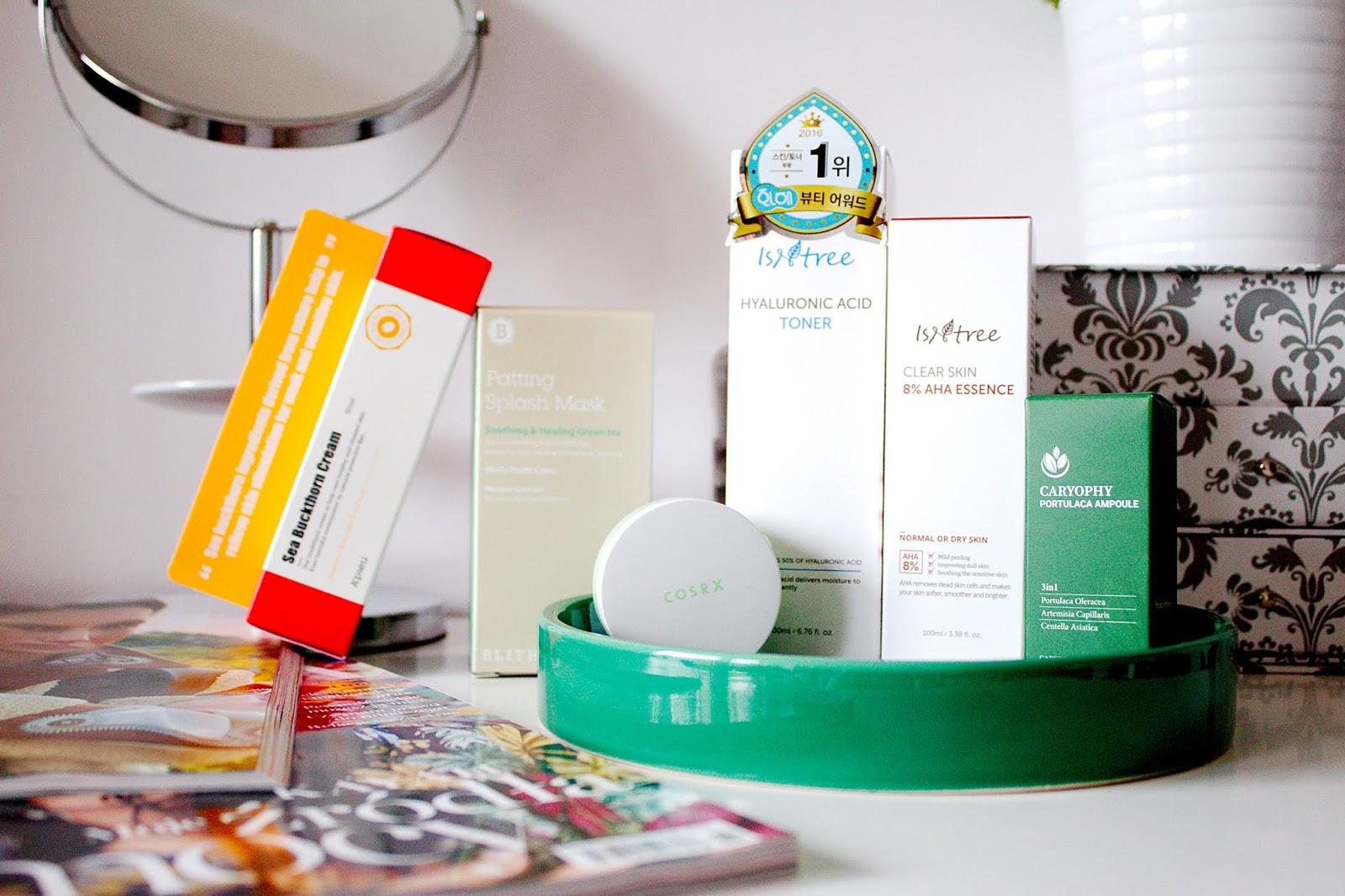 NEW IN | Szalone zakupy październikowe - Miniso, The Ordinary, Pixi, Anwen