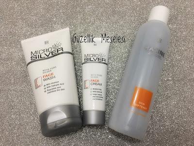LR Mikro Silver Cilt Bakım Ürünleri