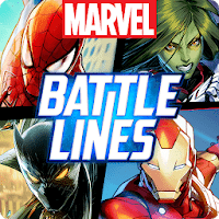 Marvel battle lines mod apk download