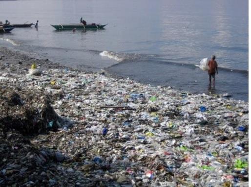 pencemaran pantai