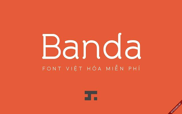 [Sans-serif] QX Banda Việt hóa