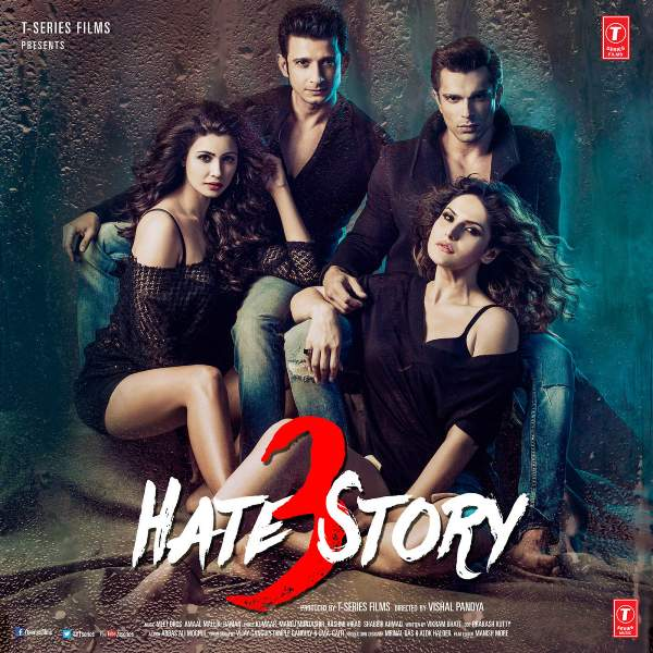 1 Year of Hate Story 3 Movie