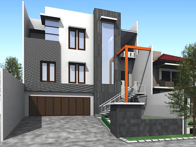 model rumah kecil minimalis 6
