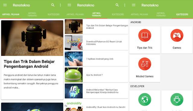 download aplikasi renotekno di google play