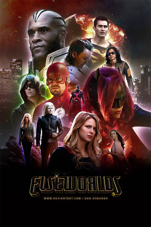 Arrow: Season 07 , Episode 09 ( Elseworlds, Part 2
