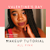 Valentine's Day Makeup Tutorial   Pink Everything!
